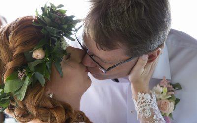 Svatební focení Evy a Vládi