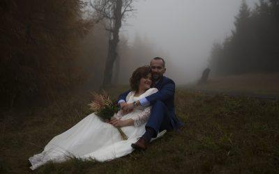 Svatební focení Káji a Míry