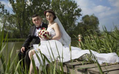 Svatební focení Šárky a Antonia