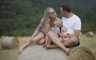 Rodinné focení – Jeriovi